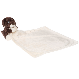 Personalised Lupo the Puppy Comforter Blankie