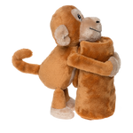 Load image into Gallery viewer, Mungo the Monkey Comforter Blankie