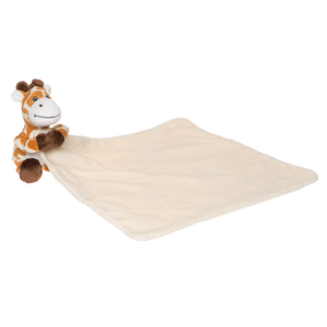 Raffy the Giraffe Comforter Blankie