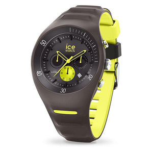 Ice Watch P. Leclercq Anthracite Chrono (L)