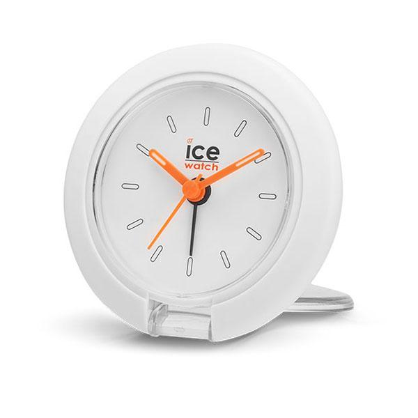 Travel Clock White