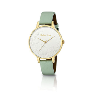 Chelsea Rose Gold Poppy Watch
