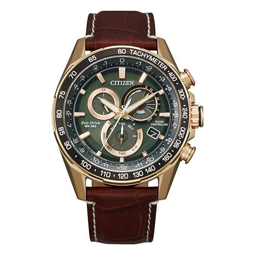 Citizen Men's Eco-Drive Radio Controlled Watch CB5919-00X
