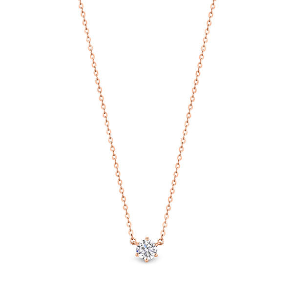 Georgini Portobello Rose Gold Pendant