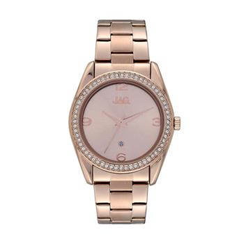 Jag Brooke Rose Gold Watch