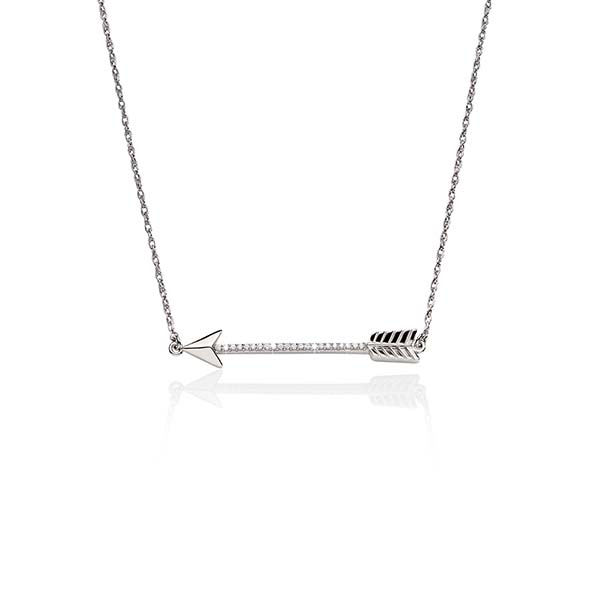 Sterling silver necklet