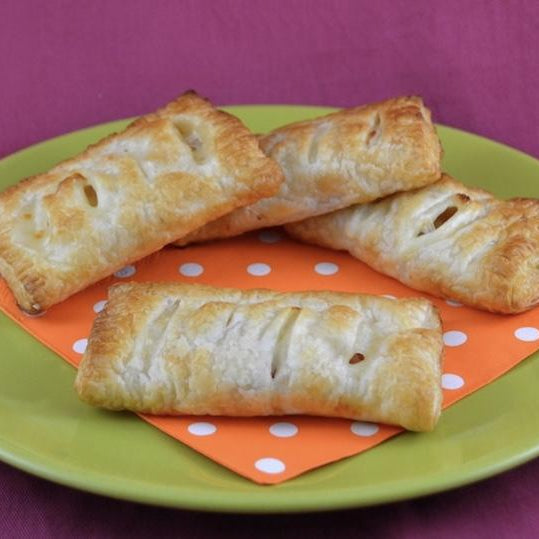Puff Pastries Appetizer