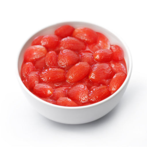 Baby red confit tomatoes 800gr Can Tomatos and Friends SOGNOTOSCANO