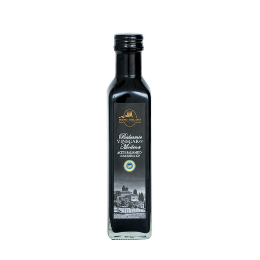 Balsamic vinegar 250ml Glass Bottle Oils Vinegars & Dressings SOGNOTOSCANO