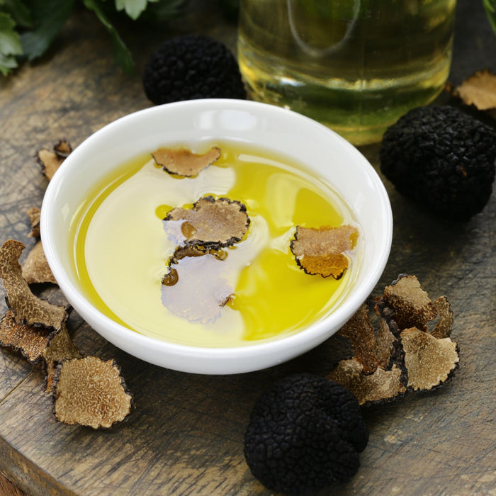 Black Truffle infused EVOO - 250ml Oils Vinegars & Dressings SOGNOTOSCANO