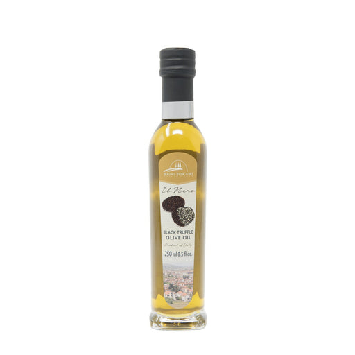 Black truffle oil 250ml Glass Bottle Oils Vinegars & Dressings SOGNOTOSCANO