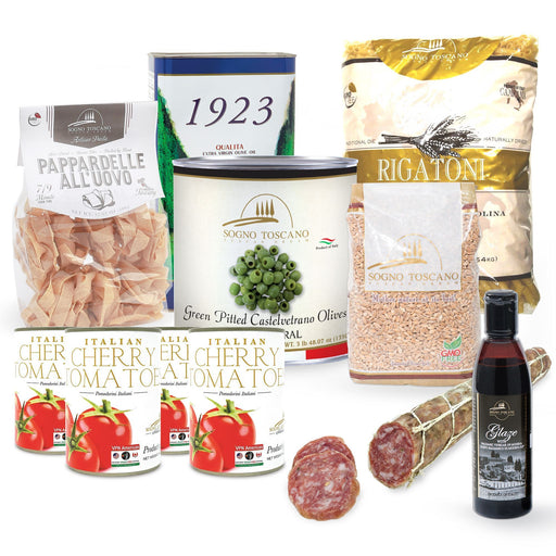 Bolgheri Package Packages SOGNOTOSCANO