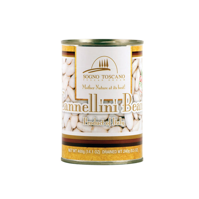 Cannellini - Small (Can) 400gr can Pasta, Grains & Beans SOGNOTOSCANO