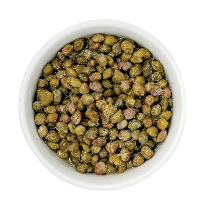 Capers In Vinegar 3kg (6.6lbs) Jar Antipasto & Bites SOGNOTOSCANO