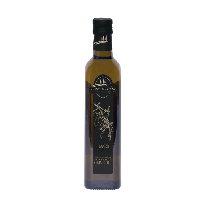 Elite EVOO 500ml Glass Bottle Oils Vinegars & Dressings SOGNOTOSCANO