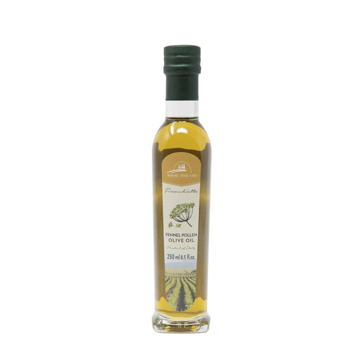 Fennel oil 250ml Glass Bottle Oils Vinegars & Dressings SOGNOTOSCANO