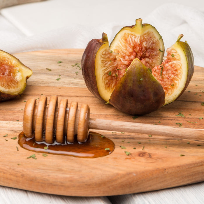 Figs in Honey With Truffle Slices - 700gr Jar Truffle Specialities SOGNOTOSCANO