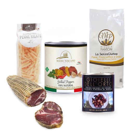 GLUTEN FREE PACKAGE Packages SOGNOTOSCANO