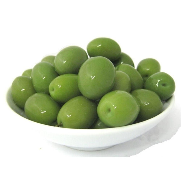 Green Castelvetrano Olives (Unpitted) - 2.5kg Can Antipasto & Bites SOGNOTOSCANO