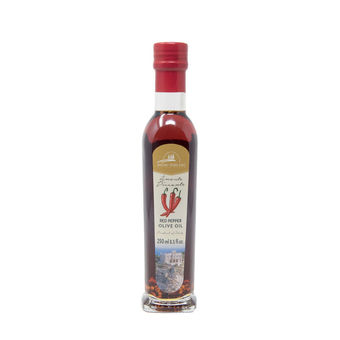 Hot Pepper oil 250ml Glass Bottle Oils Vinegars & Dressings SOGNOTOSCANO