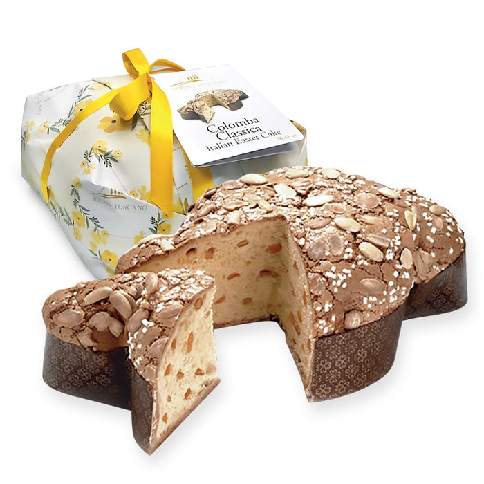 Italian Almond Cake 750gr Crakers & Sweetes SOGNOTOSCANO
