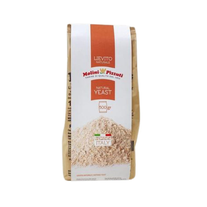 Molini Pizzuti Dried Natural Yeast - 1.1lb Pasta, Grains & Beans Sogno Toscano