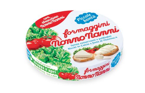 """Nonno Nanni"" Formaggini Cheese Triangles (8 pieces) Meats & Cheeses SOGNOTOSCANO"