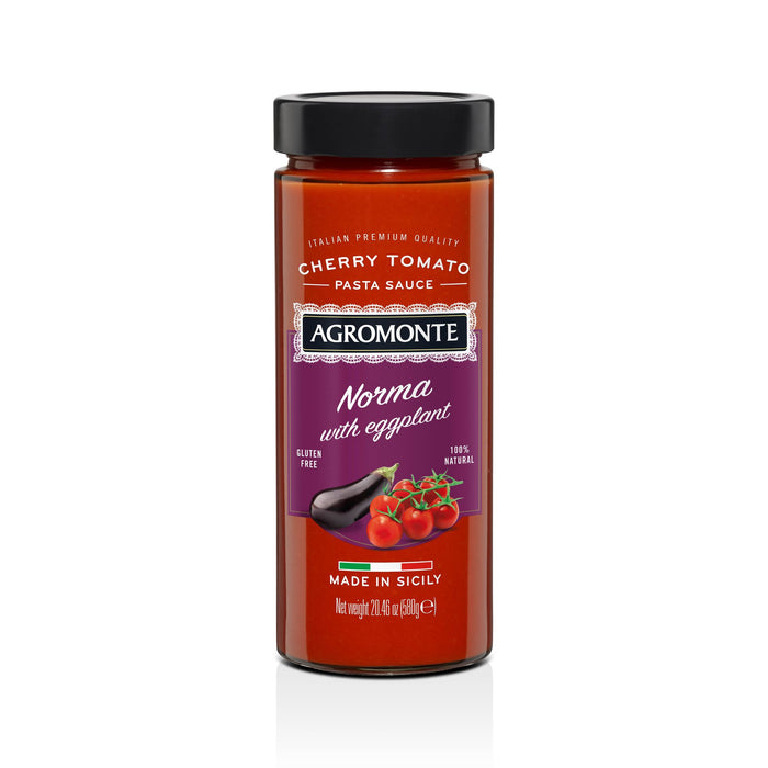 Norma Flavored Pasta Sauce - 580gr Tomatos and Friends SOGNOTOSCANO