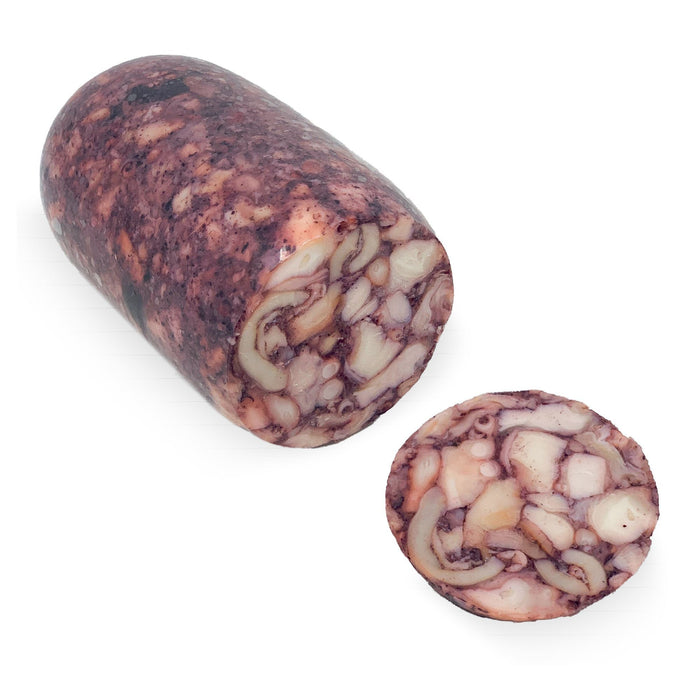 Octopus Salame 2.2lb - piece From The Sea SOGNOTOSCANO