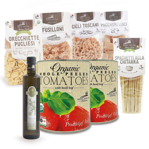 Organic Package Packages SOGNOTOSCANO