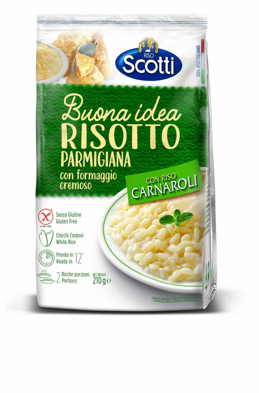 Parmesan Ready Risotto by Riso Scotti - 7.4oz Pasta, Grains & Beans SOGNOTOSCANO