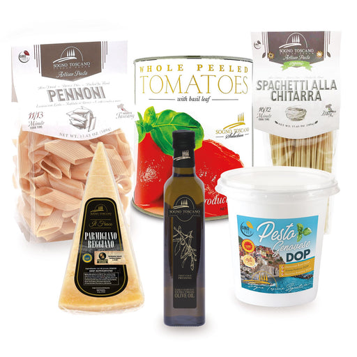 PASTA NIGHT PACKAGE Packages SOGNOTOSCANO