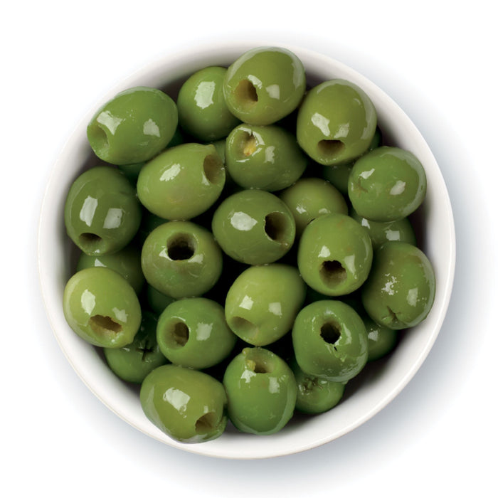 Pitted Green Castelvetrano 2.5kg (5.5lbs) Can Antipasto & Bites SOGNOTOSCANO