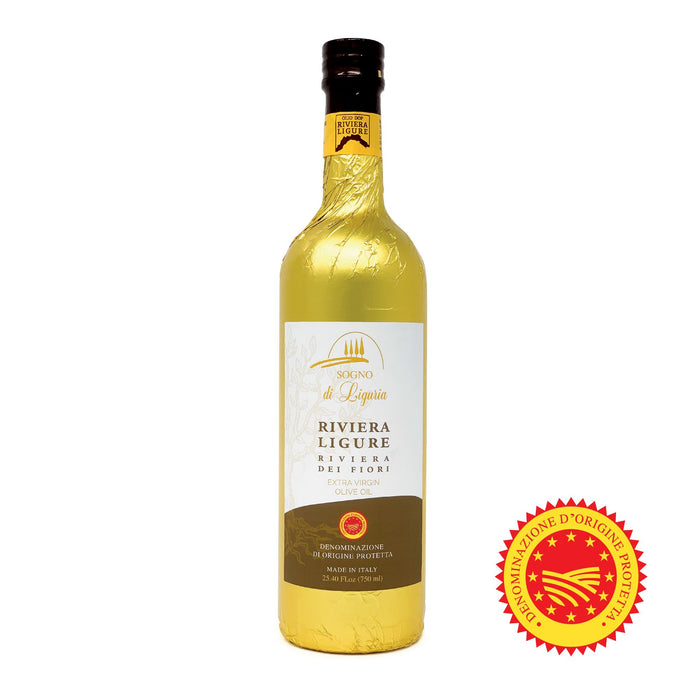 Sogno di Liguria EVOO 750ml Glass Bottle Oils Vinegars & Dressings SOGNOTOSCANO