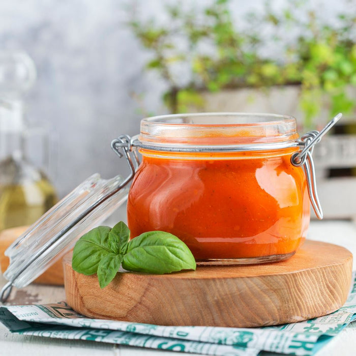 SPREZZA Pomodoro Sauce by Scott Conant - 80gr Jar Tomatos and Friends SOGNOTOSCANO