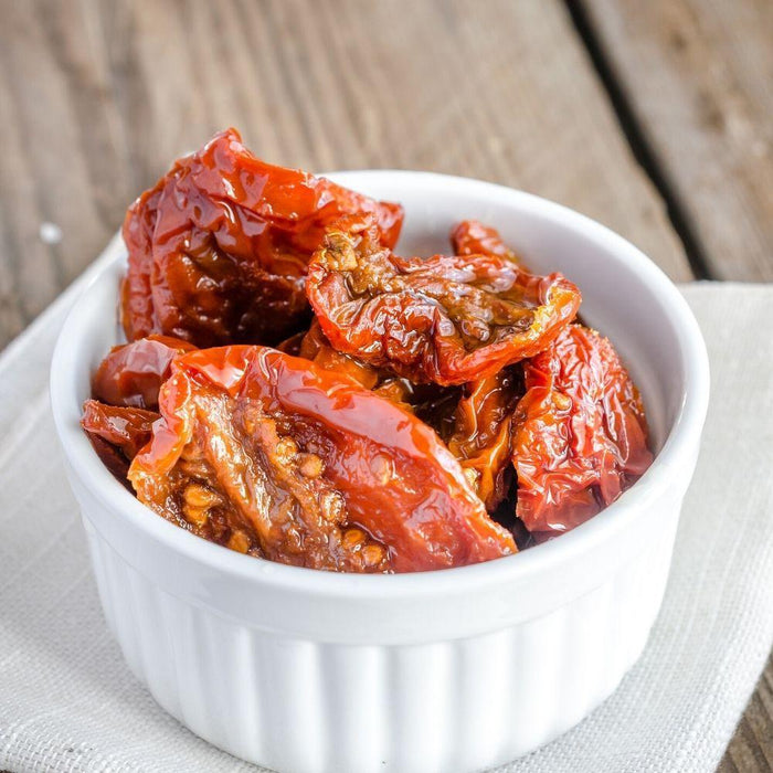 Sun-dried Tomatoes In Oil - 3kg (6.6lbs) Jar Antipasto & Bites SOGNOTOSCANO