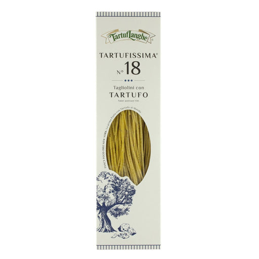 Tagliolini N°18 (Egg Pasta with Truffle) by Tartuflanghe Pasta, Grains & Beans SOGNOTOSCANO