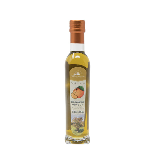 Tangerine oil 250ml Glass Bottle Oils Vinegars & Dressings SOGNOTOSCANO