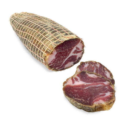 TDS Capocollo (Cured Neck) 1.85lb - piece Meats & Cheeses SOGNOTOSCANO