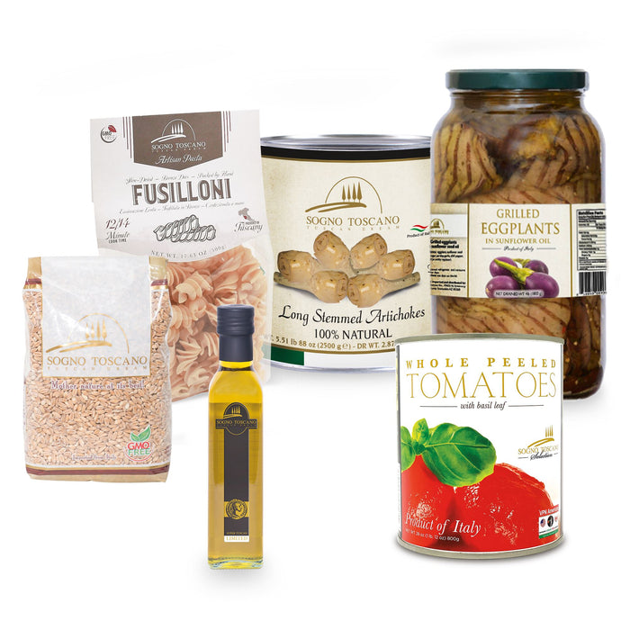 VEGAN PACKAGE Packages SOGNOTOSCANO