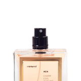 PERFUME GLAMOUR COOL HOMBRE ORO