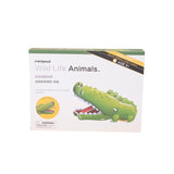 COCODRILO ARMABLE  3D