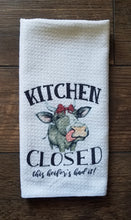 Load image into Gallery viewer, Kitchen Closed Cow