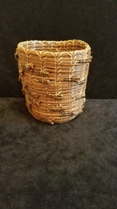 Pencil holder basket