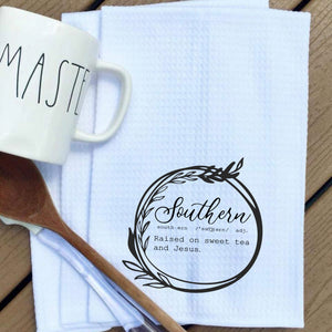 Southern Definition Tea Towel