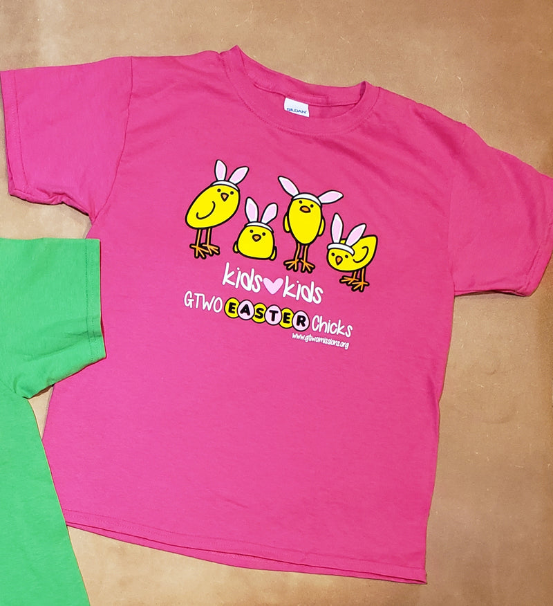 Easter Chicks Youth T-Shirt