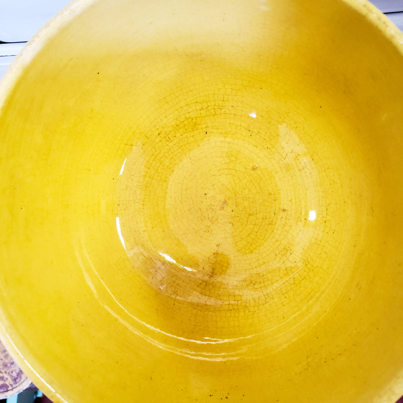 McCoy Beehive Cereal / Mixing Bowl