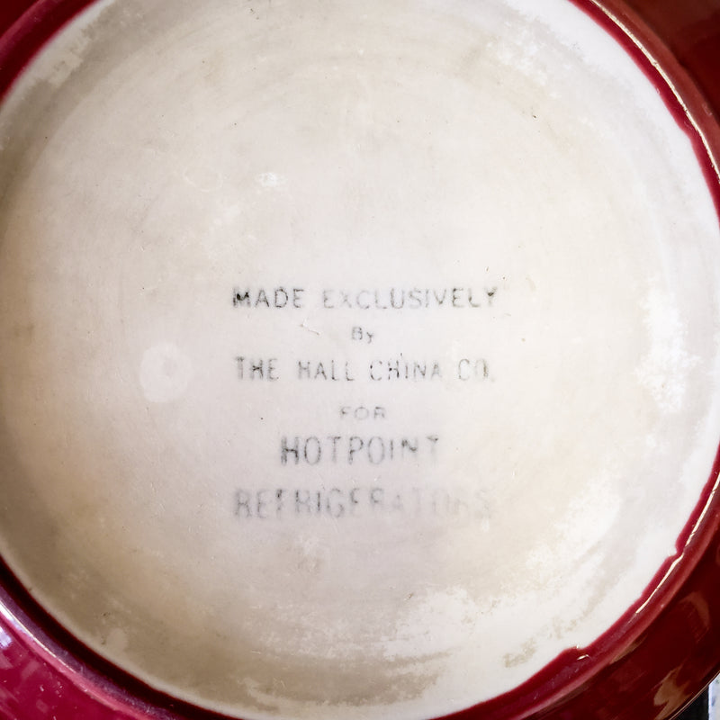 Refrigerator Bowl by Hall China Co.