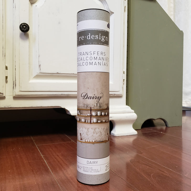 Dairy Transfer / Dixie Belle Chalk Mineral Paint