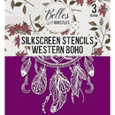 Silkscreen Stencils / Dixie Belle Chalk Mineral Paint